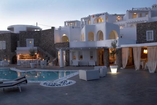 Rocabella Mykonos Art Hotel & Spa Deluxe Sea View Room