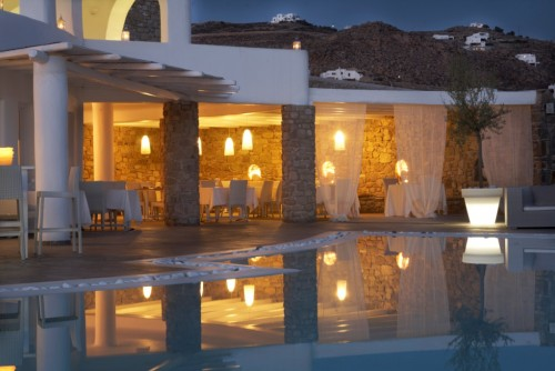 Rocabella Mykonos Art Hotel & Spa Deluxe Sea View Room With Outdoor Jacuzzi