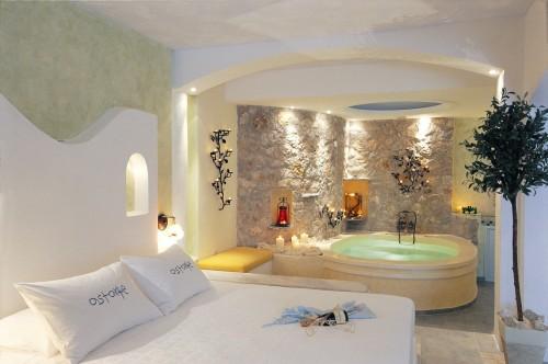 Astarte Suites   Honeymoon Suite With Private Jacuzzi Sea/volcano/caldera View