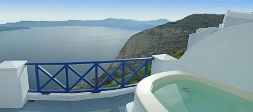 Astarte Suites | Executive Suite With Private Open Air Jacuzzi Sea/volcano/caldera Views (non Refundable)
