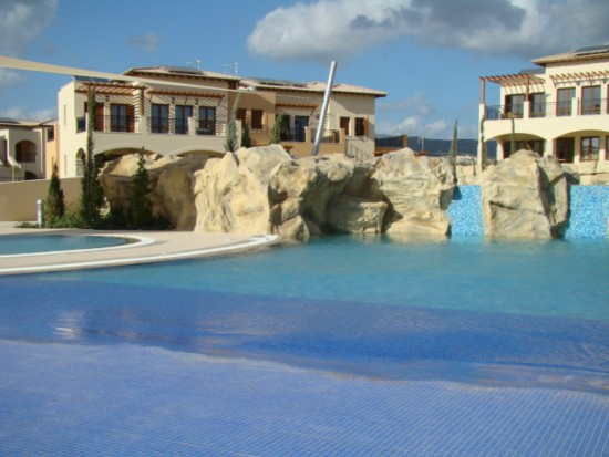 Aphrodite Hills 2 Bedroom Junior Villa With Communal Pool
