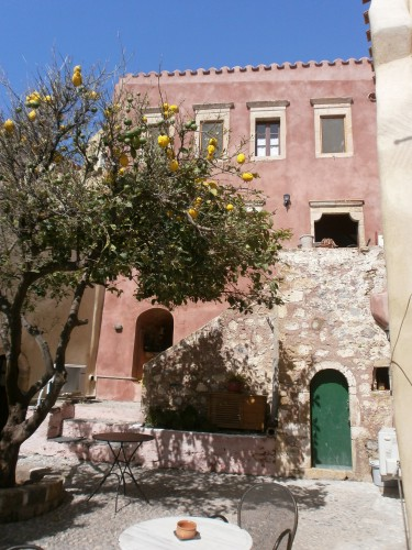 Traditional House In Monemvasia