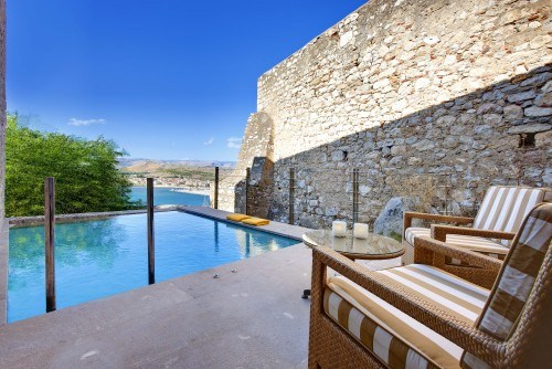 Nafplia Palace Hotel And Villas - Luxury Bungalow Sea View Wtih Private Pool