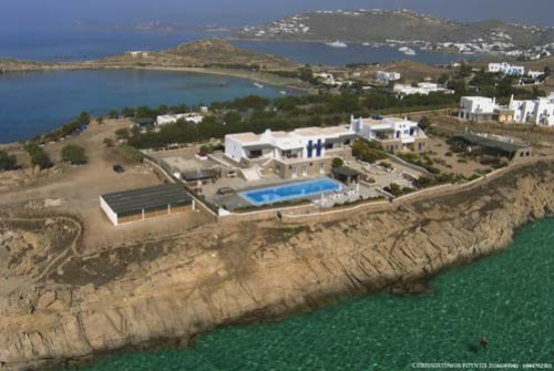 485 Gorgeous Villa In Mykonos