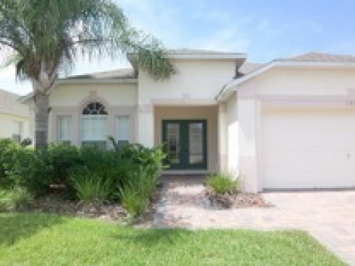 Luxury 4 Bedroom 3.5 Bathroom Florida Disney Villa With Pool & Spa & Games Room