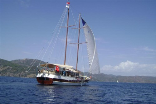 02 - Blue  Voyage  & Private Boat Charter @ Turkey