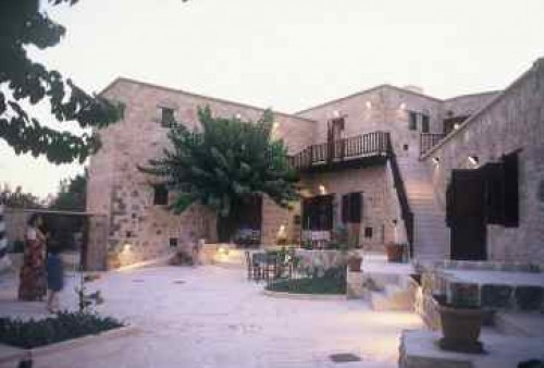 Amarakos Guest House Rooms And Villas