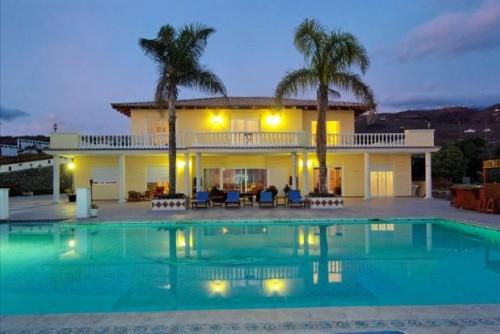 6 Bedroom Villa For Rent In Tenerife, Adeje