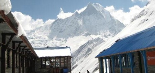 Annapurna Base Camp Trek/tour