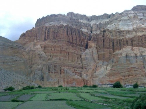 Upper Mustang Trek In Nepal