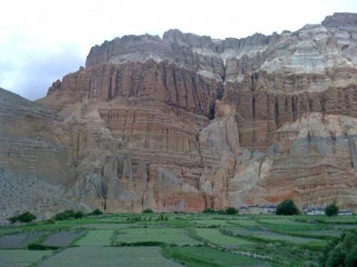 Upper Mustang Trek In Nepal
