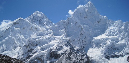 Mt. Everest Expedition (8848m)   Route Via The South Col