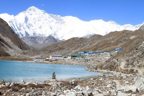 Everest Base Camp Via Gokyo Trek In Nepal