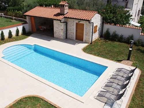 Luxury Villa With Private Pool Near The Sea 6936