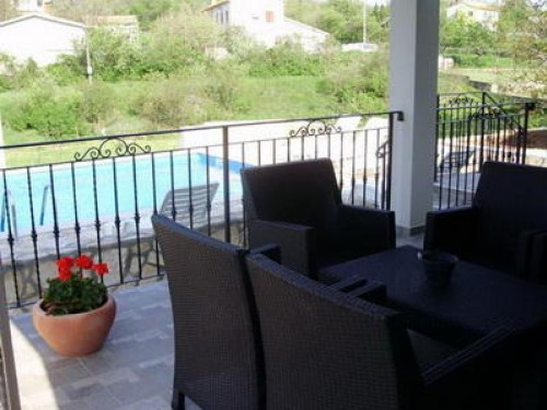 Nice Villa In Small Istrian Village 6156