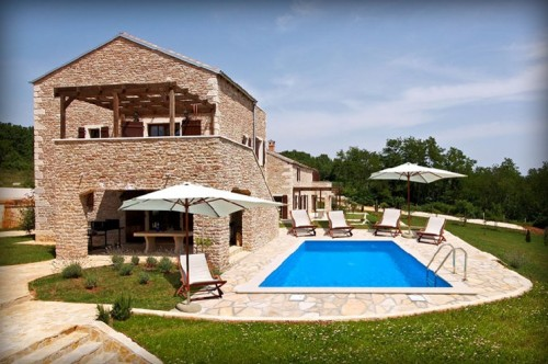 Authentic Istrian Villa With Pool - 6737