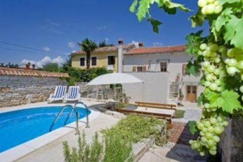 Attractive Villa With Pool In Istria 6992