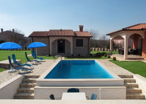 Attractive Villa With Pool In Istria 7482