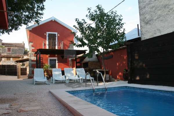 Istrian Villa With Pool For 6 Pax 7513