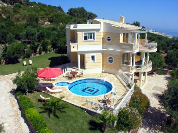 Cretan Exclusive Villa