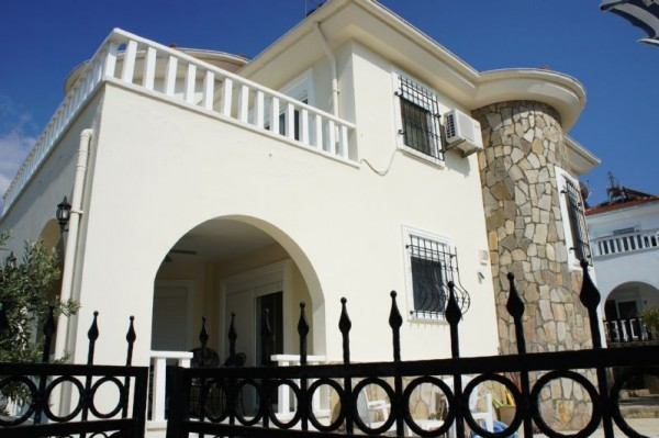 Jasmin Park Villa Rental - Villa Blanche - Alanya, Antalya