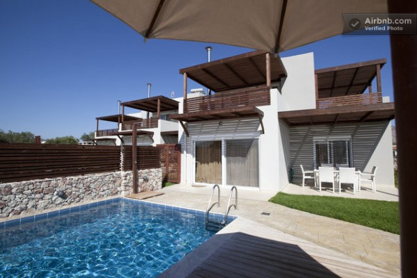 Amazing New Villas With Private Pool 2 Min From Haraki Bay & 10 Min From Lindos
