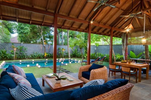One Bedroom Deluxe Tropical Pool Villa By Mango Tree Villas