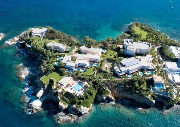 Royal Villa _out Of The Blue Capsis Elite Resort