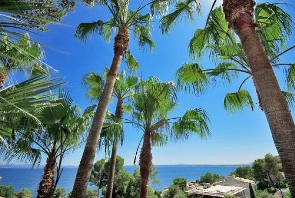 Alcanada Golf  Villa - Mediterranean Villa With Sea View And Pool