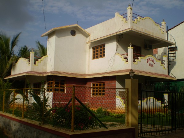 Drisl Villa At Alibaug