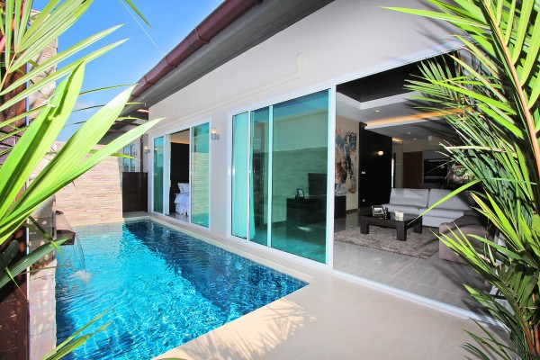 B03 La Ville Pool Villa 3bed/2bath