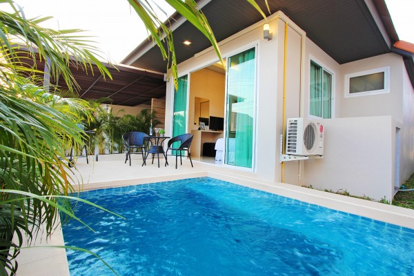 B24 La Ville Pool Villa 2bed/2bath
