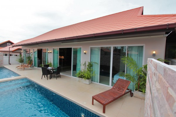 B57-58 La Ville Resort Villa 6bed/4bath