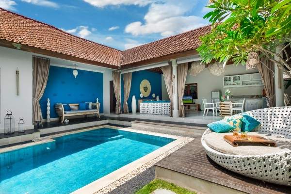 Cool And Cozy, 5 Minutes To Beach Villa Sea