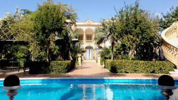 Luxury Suite In Villa