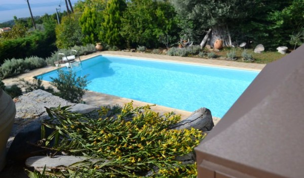 Eviafoxhouse With Private Pool In Evia Island Greece