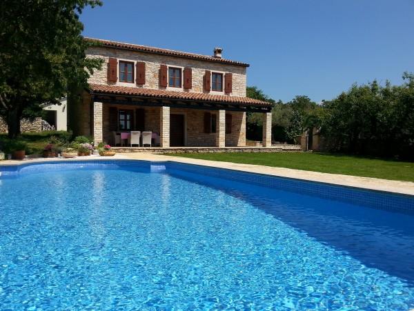 Villa Barbara, Stone Villa With Private Pool Offers Relax In Istrian Land