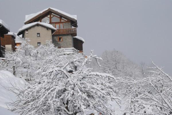 Chalet Les Arcs France:: Luxury Ski Chalet - Large Ski Chalet