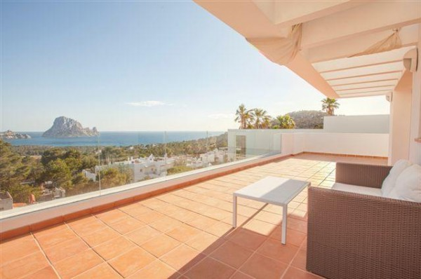 Charming Villa Ibiza With Lovely Views