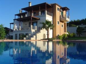 Athina Luxury Villas