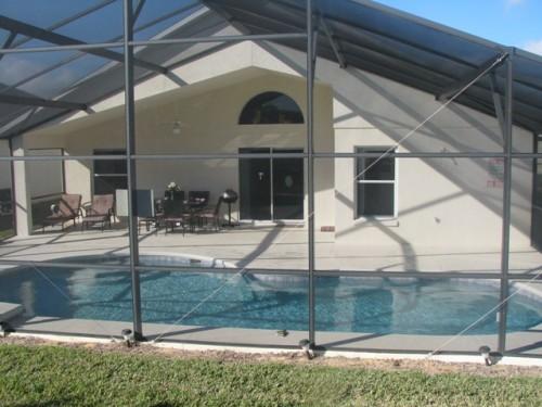 * Sanctuary * Pool Home