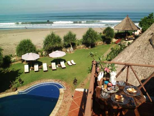 Villa Pantai Biru