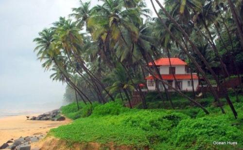 Ocean Hues Beach House, Kannur