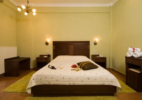 Double/twin Room With Meteora View   Dellas Boutique Hotel