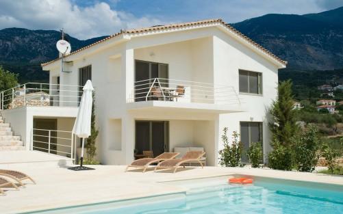 Grand 2 Bedroom Villa Kteni Ideales Resort