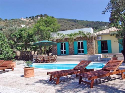 Eleonas Pool Villa