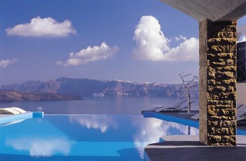 Astarte Suites | Junior Suite With Private Jacuzzi Sea/caldera/volcano Views