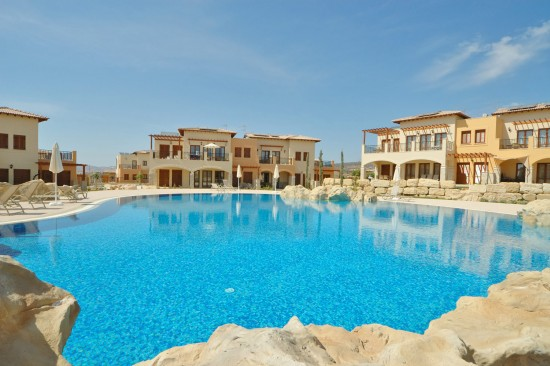 Aphrodite Hills 3 Bedroom Junior Villa With Communal Pool