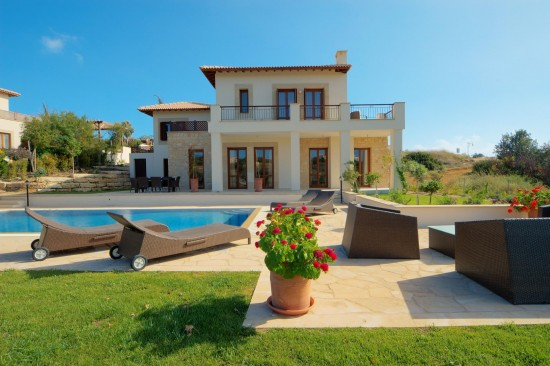 Aphrodite Hills 2 Bedroom Superior Villa With Private Pool