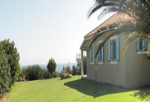 553-absolute Private Villa On The Beach In Kefalonia